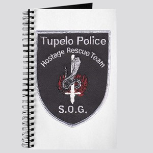 Tupelo Police S.O.G. Journal