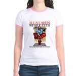 Kilted Guy a la Monroe... Jr. Ringer T-Shirt