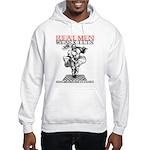 Kilted Guy a la Monroe... Hooded Sweatshirt