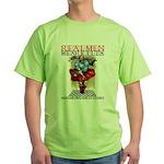Kilted Guy a la Monroe... Green T-Shirt