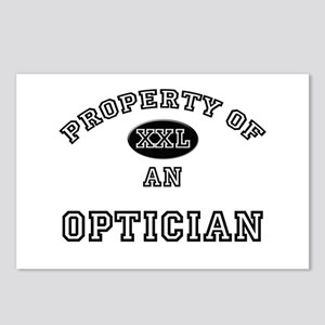 Property of an Optician Postcards (Package of 8)