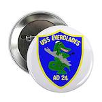 "USS Everglades (AD 24) 2.25"" Button (10 pack)"
