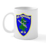 USS Everglades (AD 24) Mug
