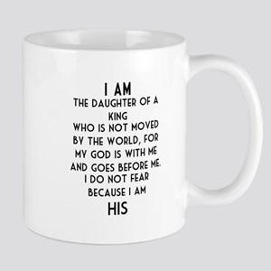 I AM HIS Mugs