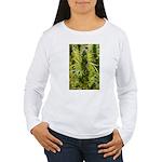 Blackberry Kush Women's Long Sleeve T-Shirt