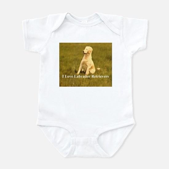 luv labs Infant Bodysuit