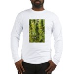 Blackberry Kush (with name) Long Sleeve T-Shirt