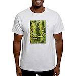Blackberry Kush (with name) Light T-Shirt