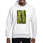 Blackberry Kush (with name) Hooded Sweatshirt