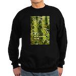 Blackberry Kush (with name) Sweatshirt (dark)