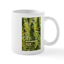 Blackberry Kush (with name) Mug