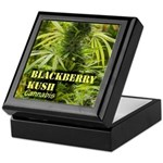 Blackberry Kush (with name) Keepsake Box