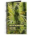 Blackberry Kush (with name) Journal
