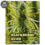 Blackberry Kush (with name) Puzzle