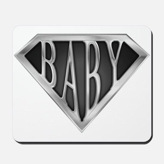 SuperBaby(metal) Mousepad
