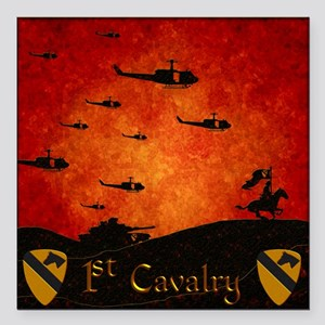 Harvest Moons 1st Cavalry Past and Present Square