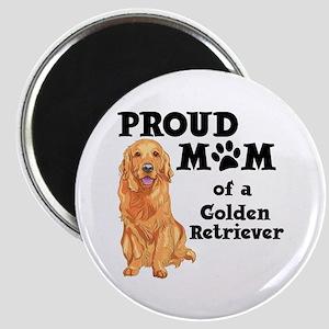 GOLDEN MOM Magnet