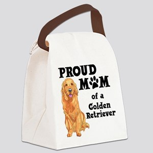 GOLDEN MOM Canvas Lunch Bag