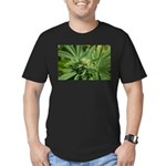 Larry OG Men's Fitted T-Shirt (dark)