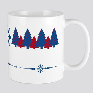 Rockin' Around the Christmas Tree Mug