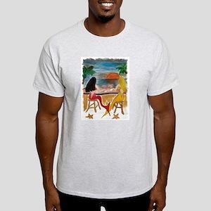 Martini Mermaids Light T-Shirt