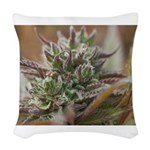 Underchunk Woven Throw Pillow