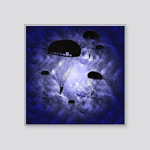 Harvest Moons Paratroopers Sticker