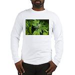 Grapefruit Kush Long Sleeve T-Shirt