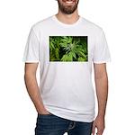 Grapefruit Kush Fitted T-Shirt