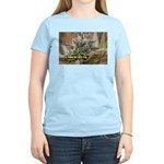 Underchunk (with name) Women's Light T-Shirt