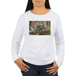 Underchunk (with name) Women's Long Sleeve T-Shirt