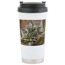 Underchunk (with name) Stainless Steel Travel Mug
