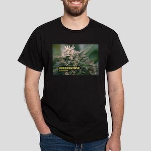 Cornerstone (with name) Dark T-Shirt
