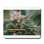 Cornerstone (with name) Mousepad