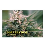 Cornerstone (with name) Postcards (Package of 8)