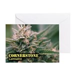 Cornerstone (with name) Greeting Card
