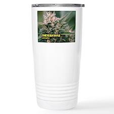 Cornerstone (with name) Stainless Steel Travel Mug