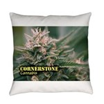 Cornerstone (with name) Everyday Pillow