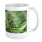 White Russian (with name) Large Mug