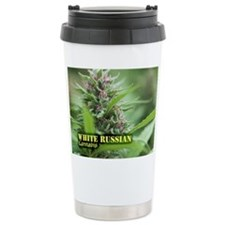 White Russian (with nam Stainless Steel Travel Mug