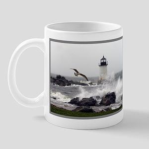 """Beautiful Lighthouses"" Mug"