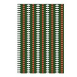 Green Pattern 002 Postcards (Package of 8)