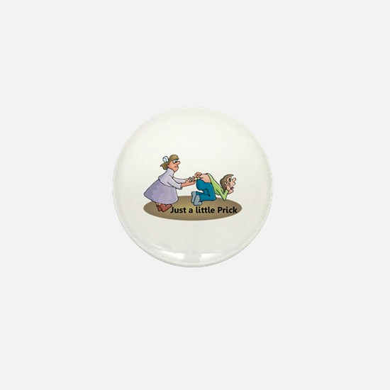 Funny Gifts for Nurses Mini Button