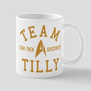 Star Trek Team Tilly Mugs