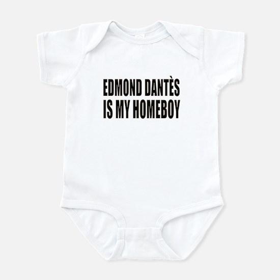 My Homeboy Edmond Infant Bodysuit