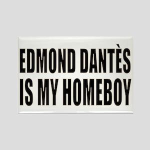My Homeboy Edmond Rectangle Magnet