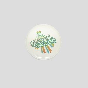 Retro Guard Coach Mini Button