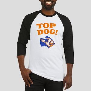 Lucas Terrier Baseball Jersey