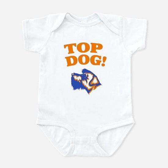 Lucas Terrier Infant Bodysuit