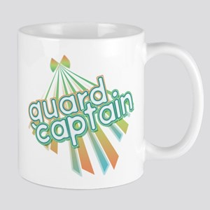 Retro Guard Captain Mug